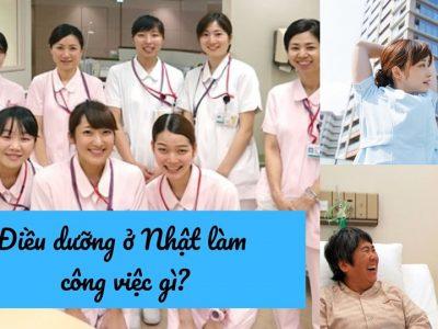 Công việc điều dưỡng tại Nhật