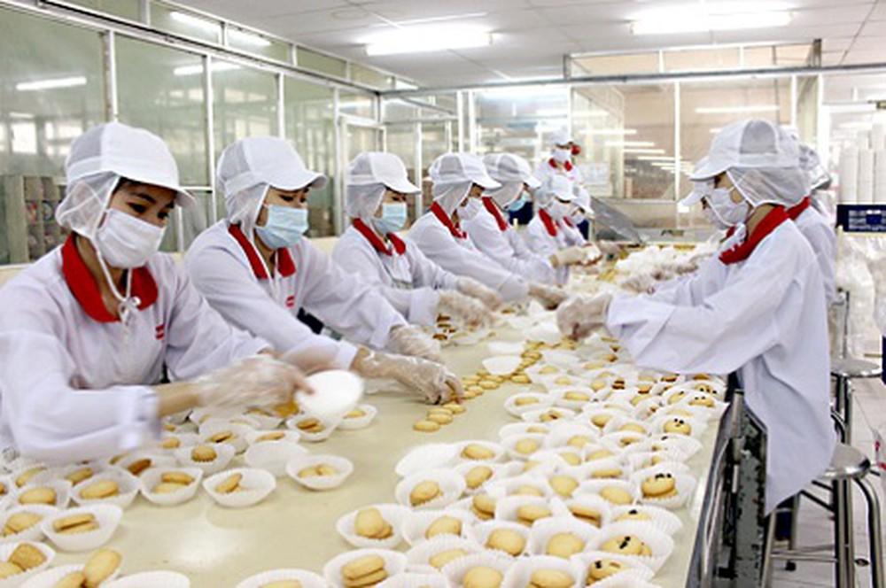 Đơn hàng chế biến thực phẩm Nhật Lương Cao