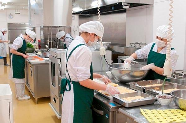 Đơn hàng chế biến thực phẩm Nhật chi phí thấp